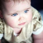 Baby Niamh portrait