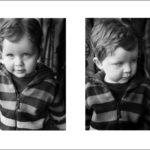 Conor baby portrait