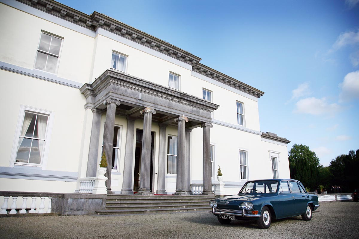 wedidng in Ireland Co. Westmeath private country mansion