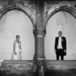 Muckross Abbey Wedding Couple
