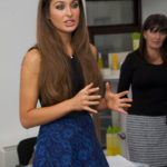 Roz Purcell at The Glam Pod event photography tralee