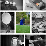 Wedding Photography montage Ballygarry Hous