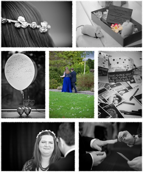 Ballygarry House Hotel wedding