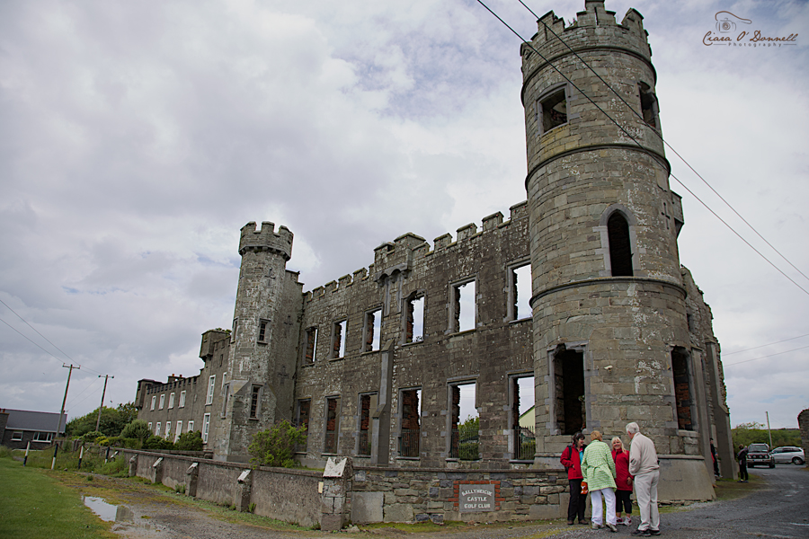 Ballyheigue Castle, Co Kerry