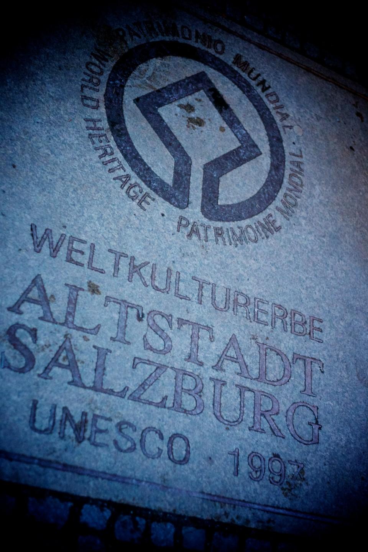 Salzburg Unesco World Heritage  City