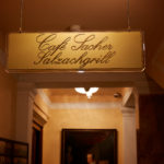 Cafe Sacher Salzburg