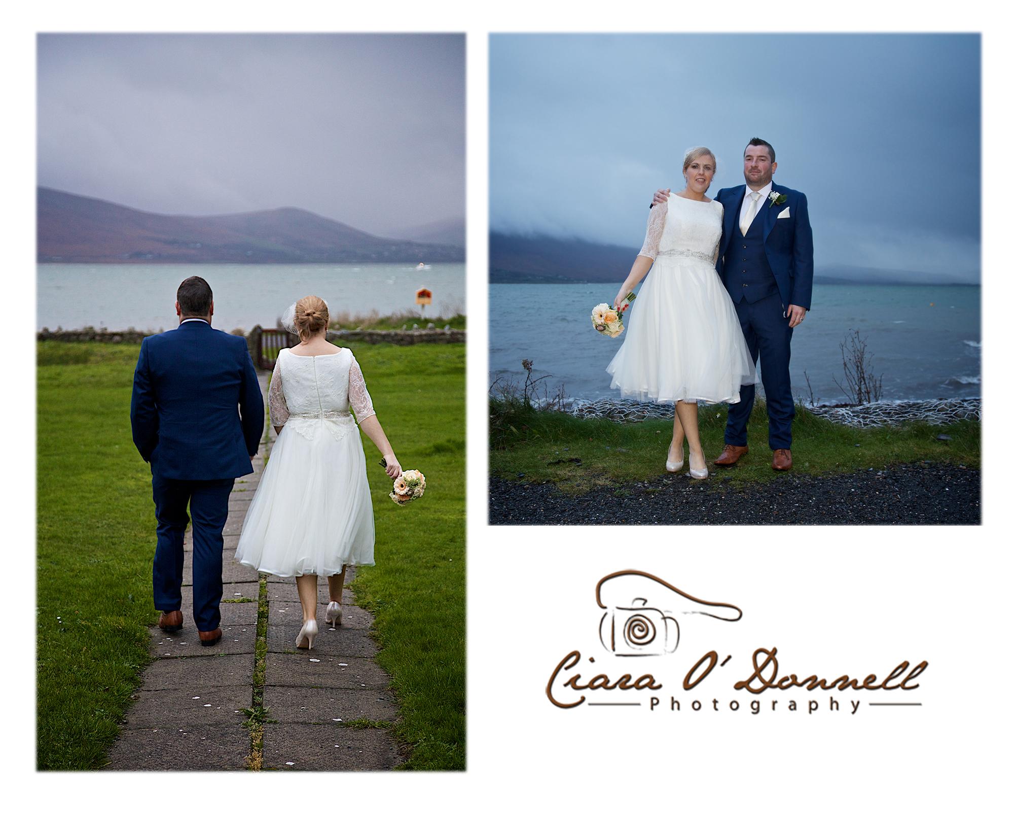 Wedding in Ireland, Kerry 1