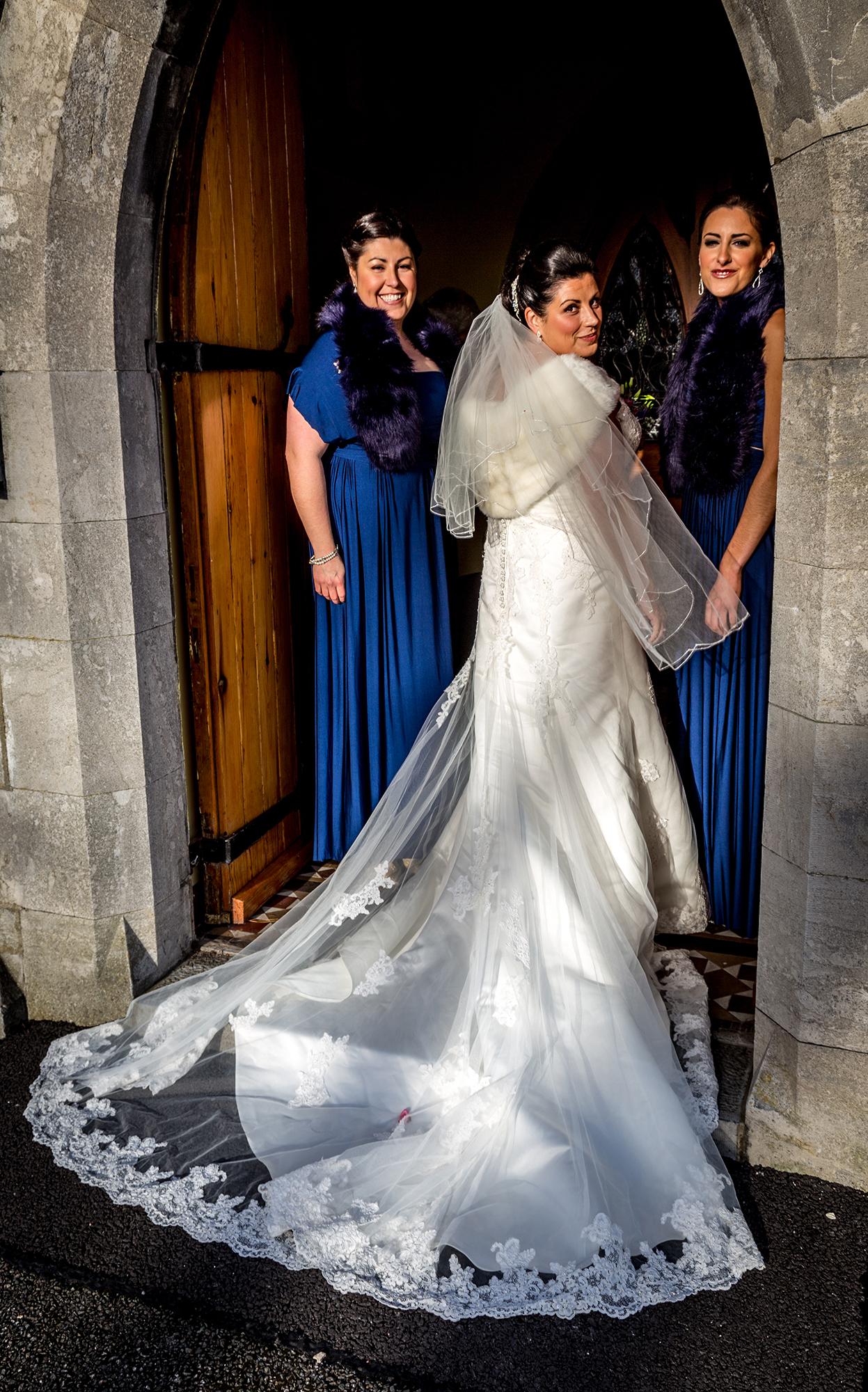 wedding in Ireland, Tralee, Co. Kerry