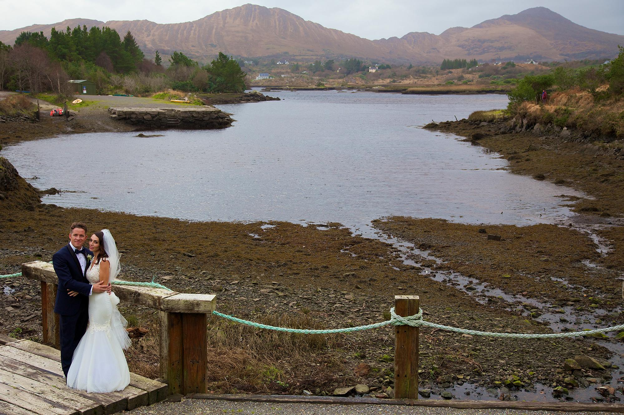 Wedding in Ireland - Kerry south