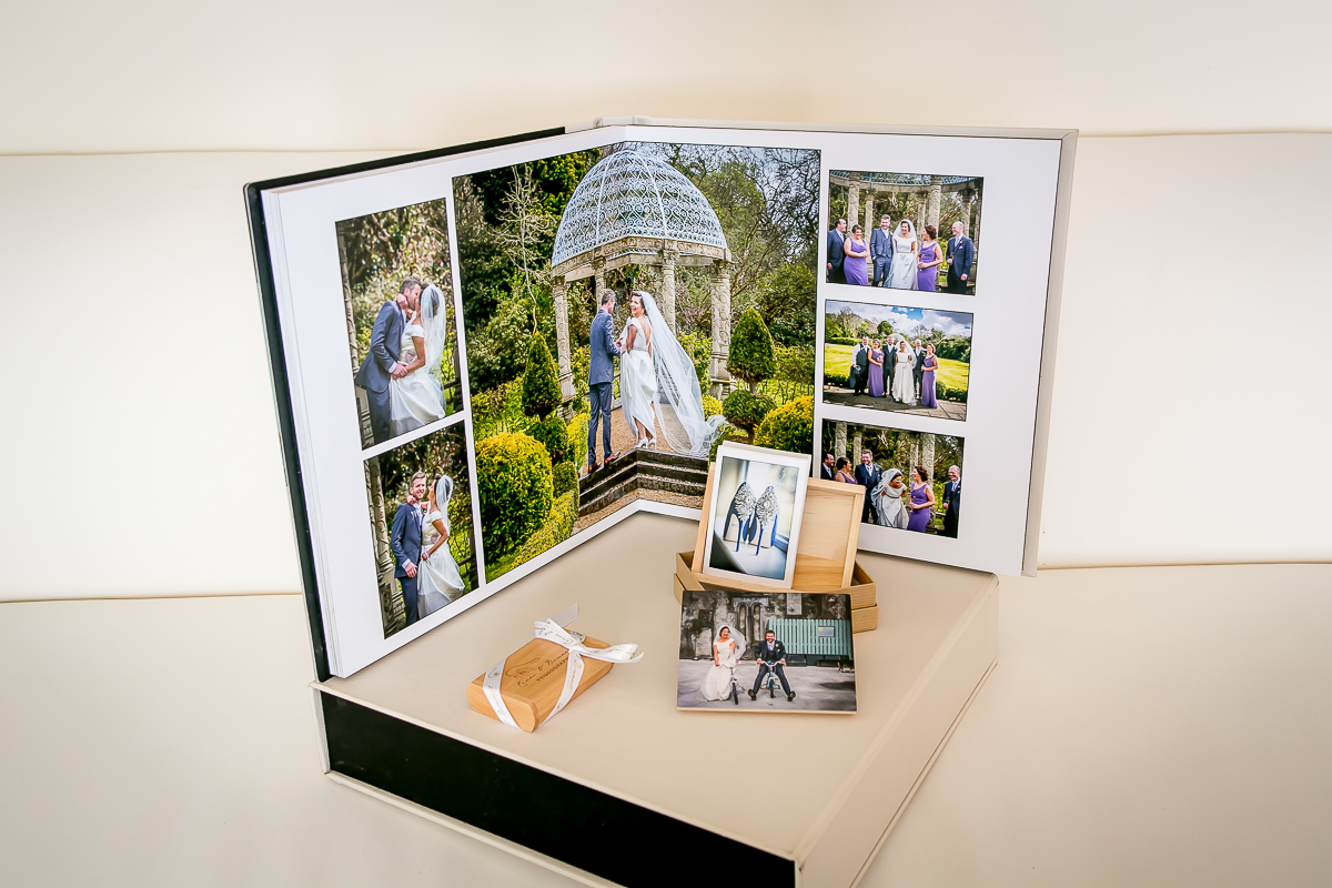 Wedding Album Package by Ciara O'Donnell Photography