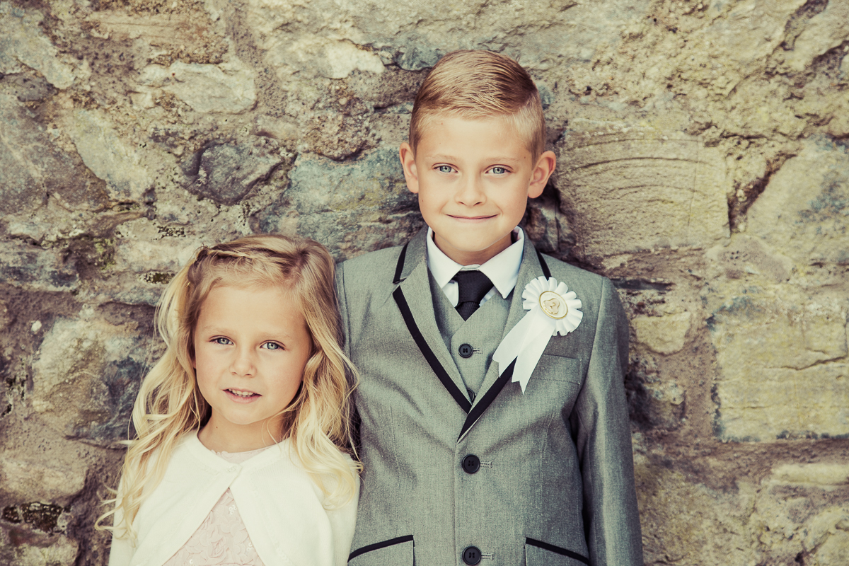 communion and confirmation photography